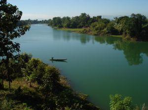 bangladesch kapta lake