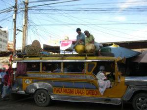 Jipneyin Manila