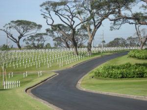 Soldatenfriedhof Manila