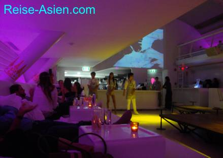 Bed Super Club Bangkok