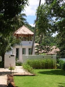 Haus auf Kho Chang