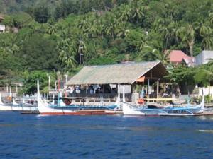 Koh Samui Hafen