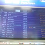 Lufthansa Streik ausgesetz