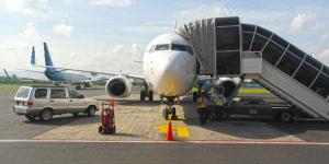 Bangkok Airways Maschine