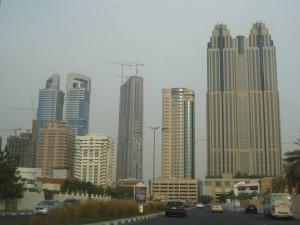 Dubai Zwischenstopp