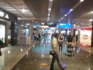 Frankfurt Terminal 1