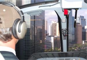 Helicopterrundflug Hongkong