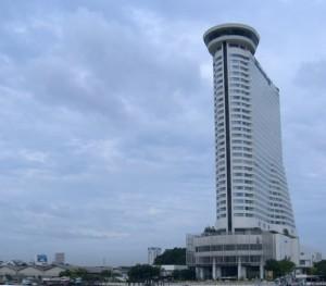 Thailand Lebua Hotel
