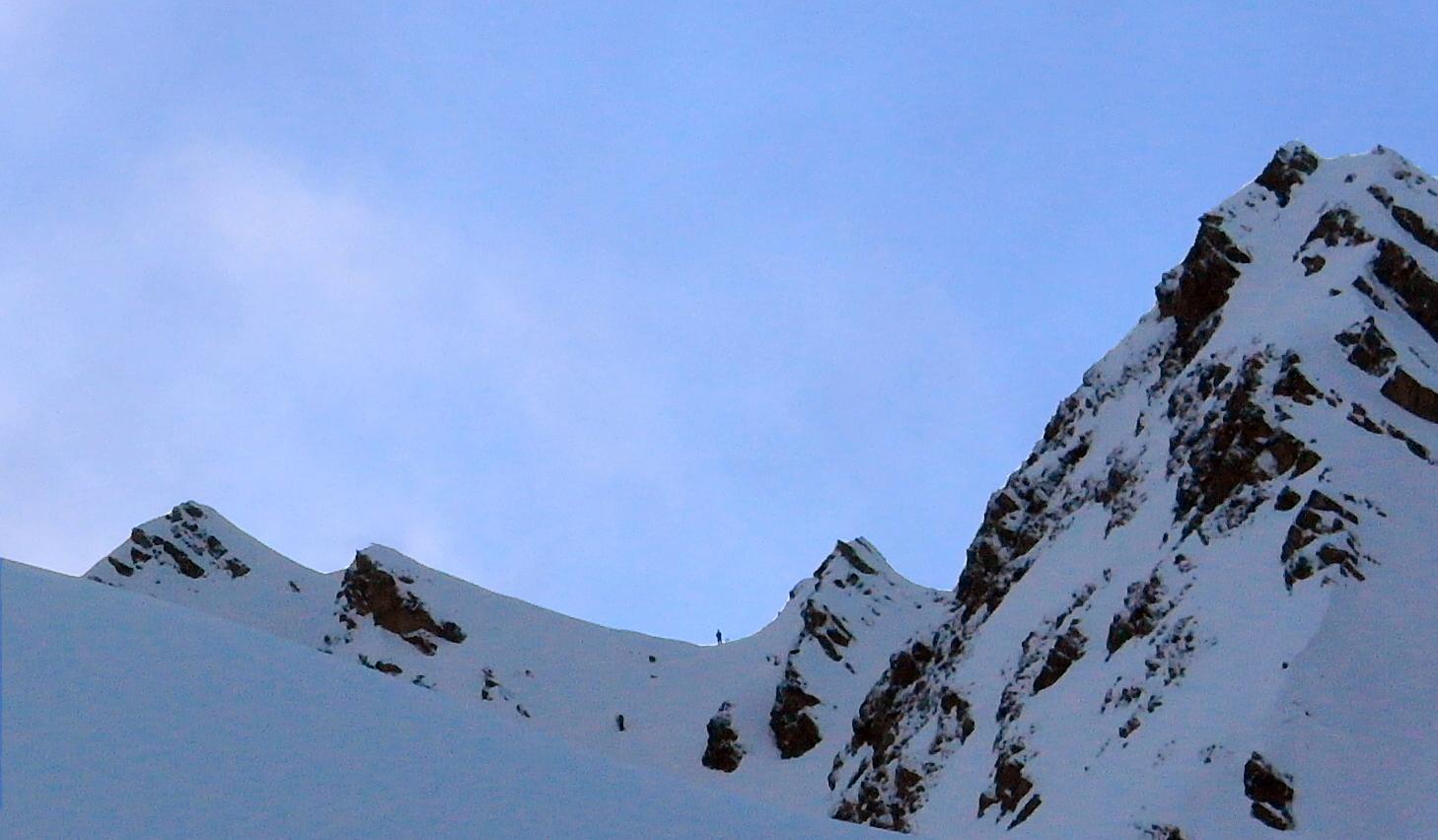 Bergsteigen auf dem Mount Everest