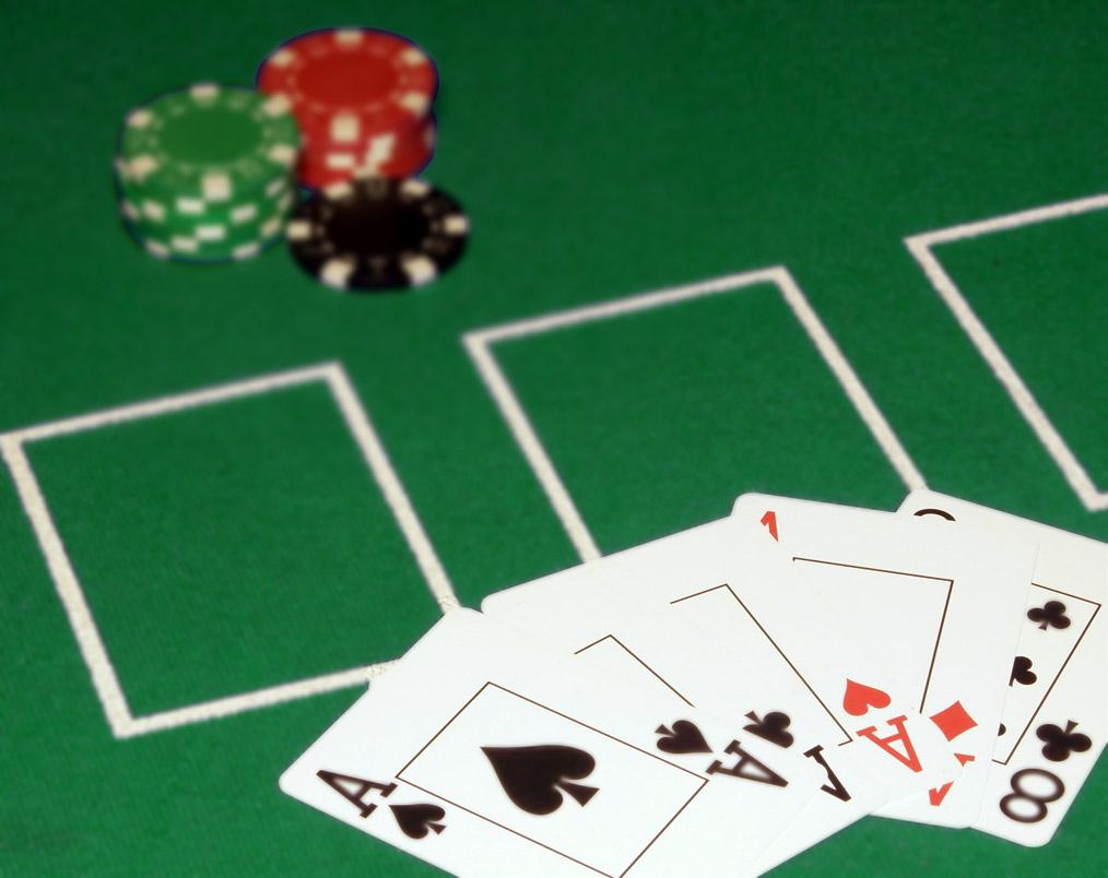 Pokern in Macau