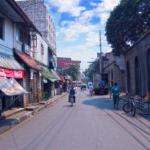 Fahrradverbot in Yangon