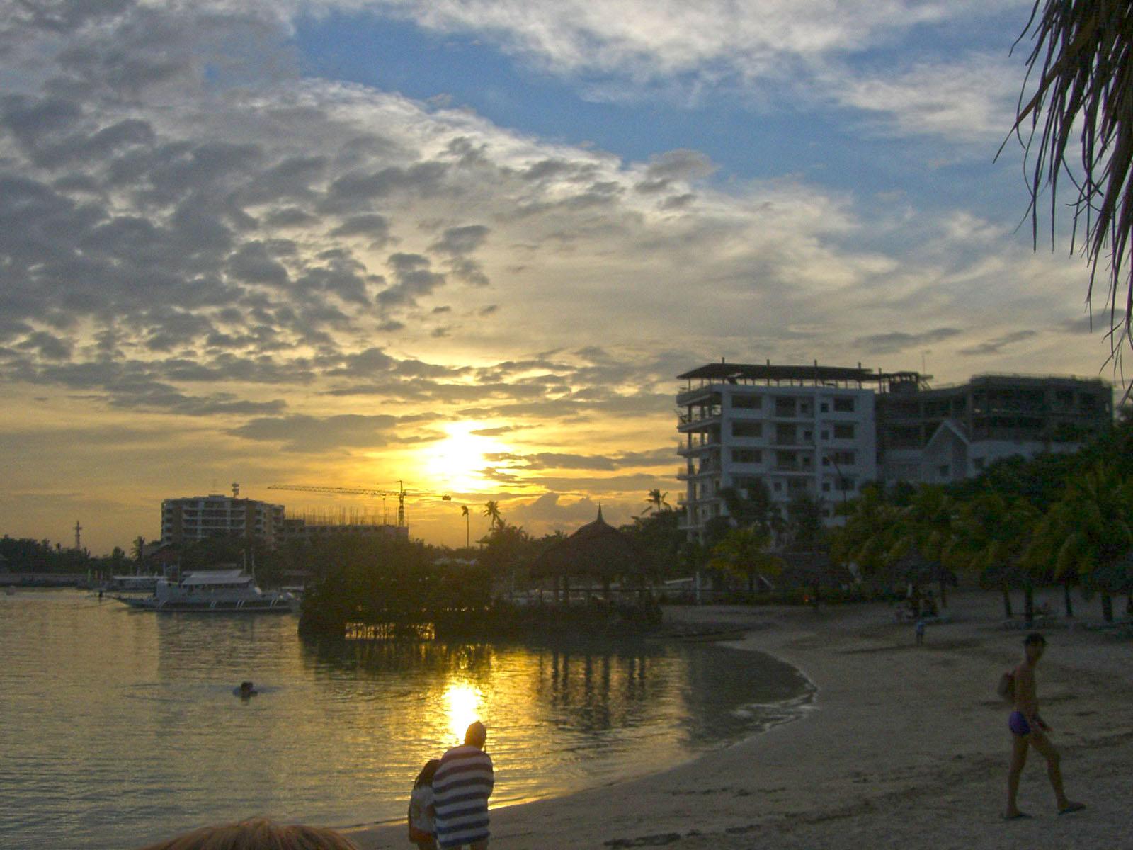Strände auf Cebu