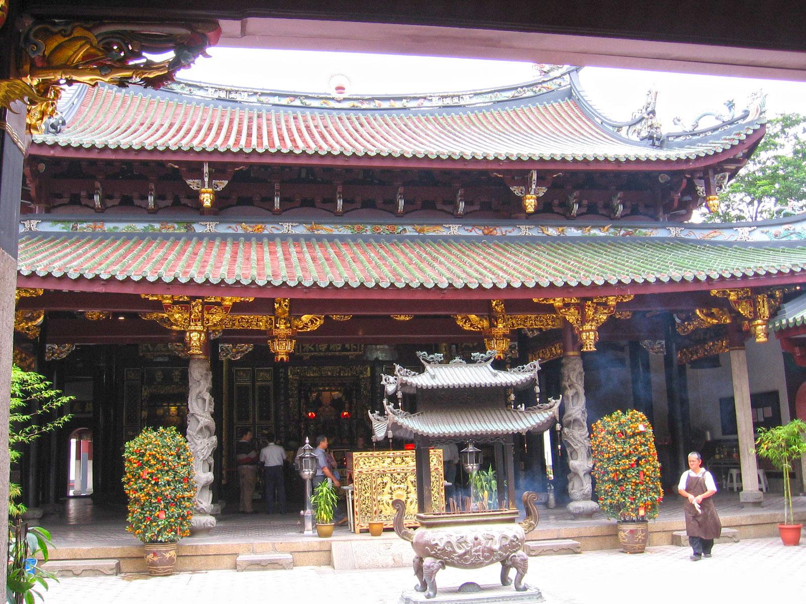 Tempelaufenthalt in Korea