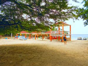 Strand auf Negros
