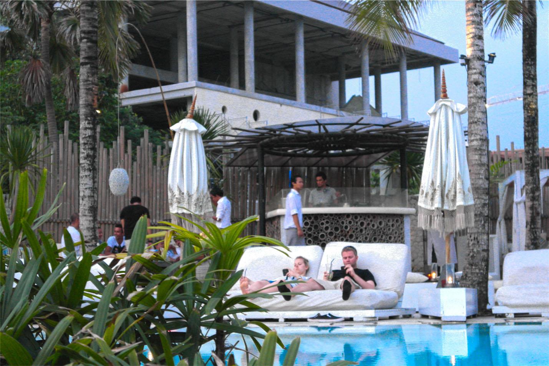 Hotels und andere Unterkünfte auf Bali