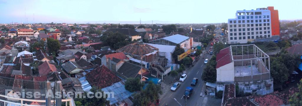 Panorama Yogyakarta