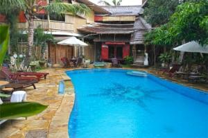 Serenety Hotel Canggo