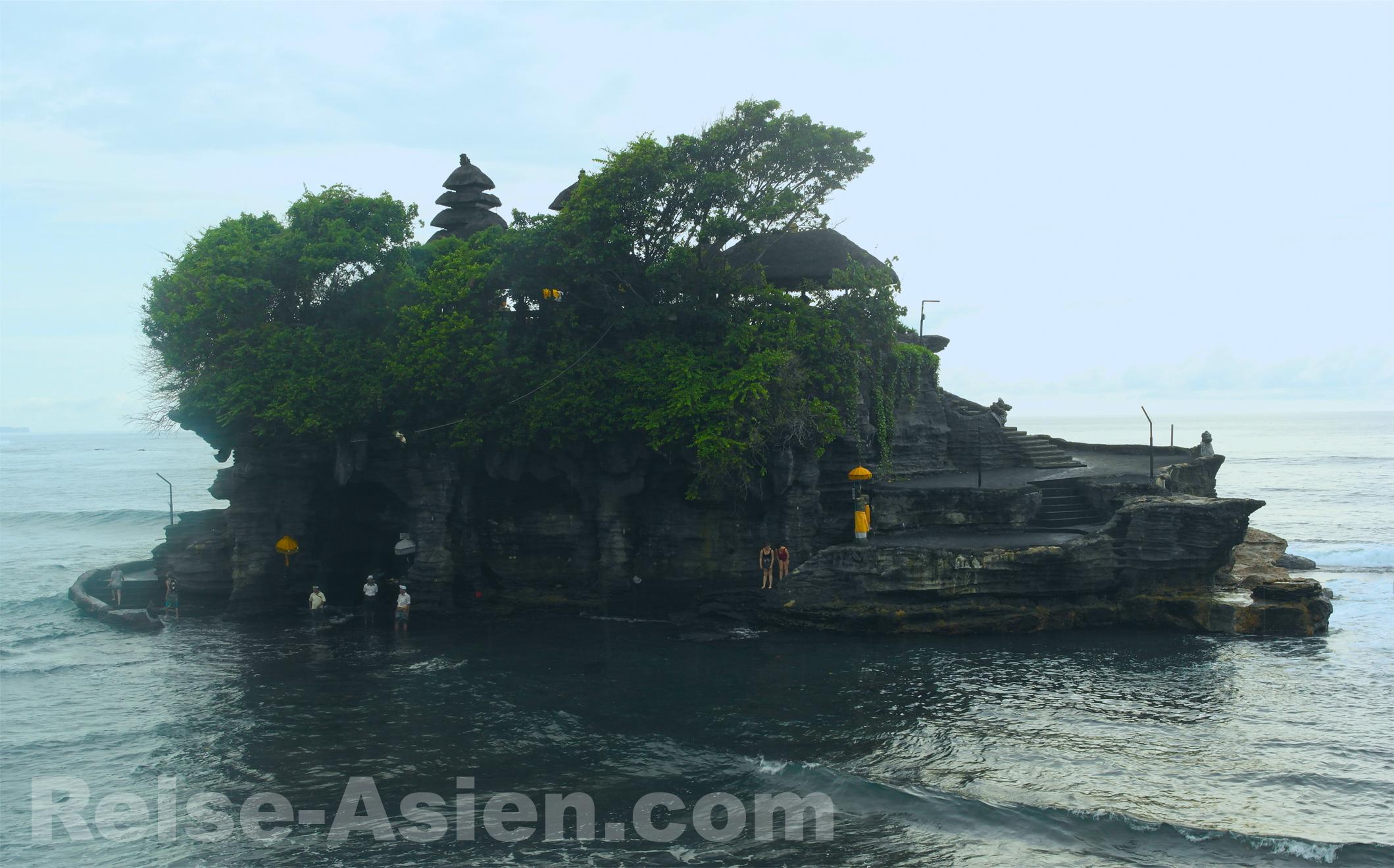 Tempelbesichtigungen auf Bali