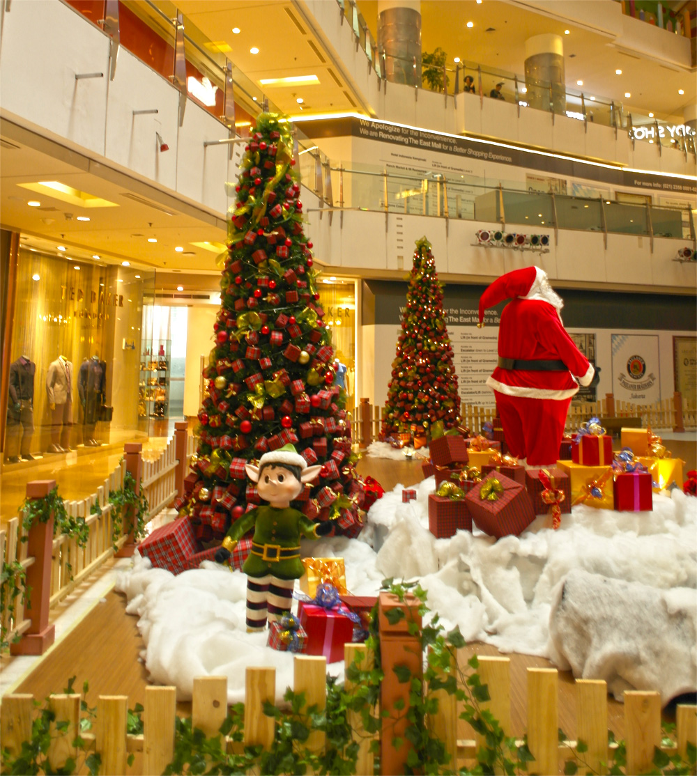Reise-Asien wünscht frohe Weihnachten