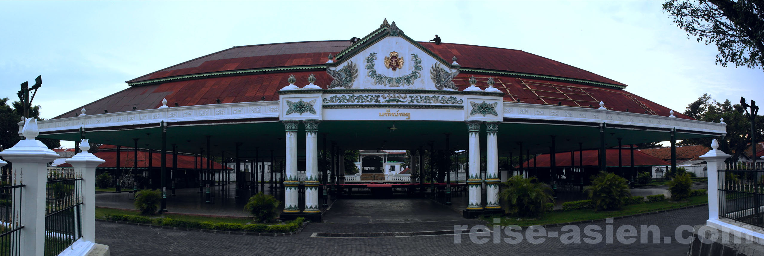 Reisebilder von Yogjakarta