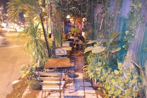 Nachtleben in Yogyakarta
