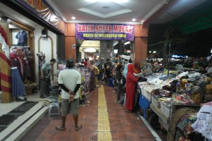 Nachtmarkt Yogyakarta