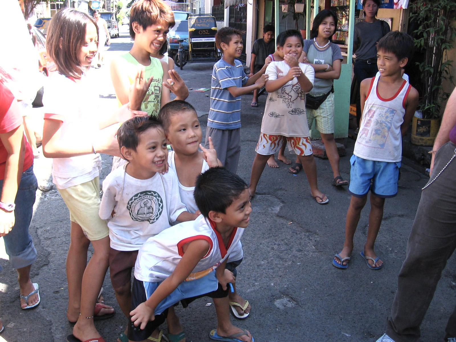 Die blinden Kinder von Thi Nghe