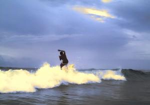 Surfen lernen auf Bali