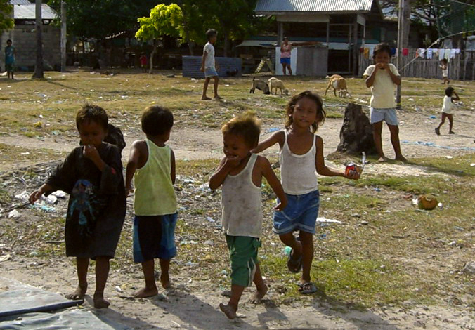 Wie leben Kinder in Indien?