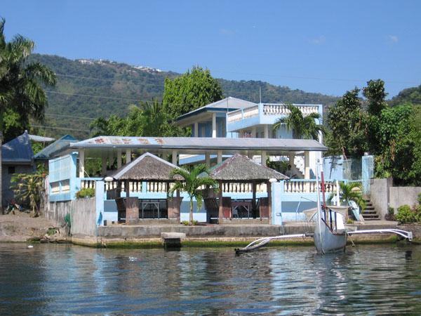 Haus in Osttimor
