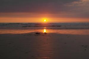 Osttimor Sonnenuntergang