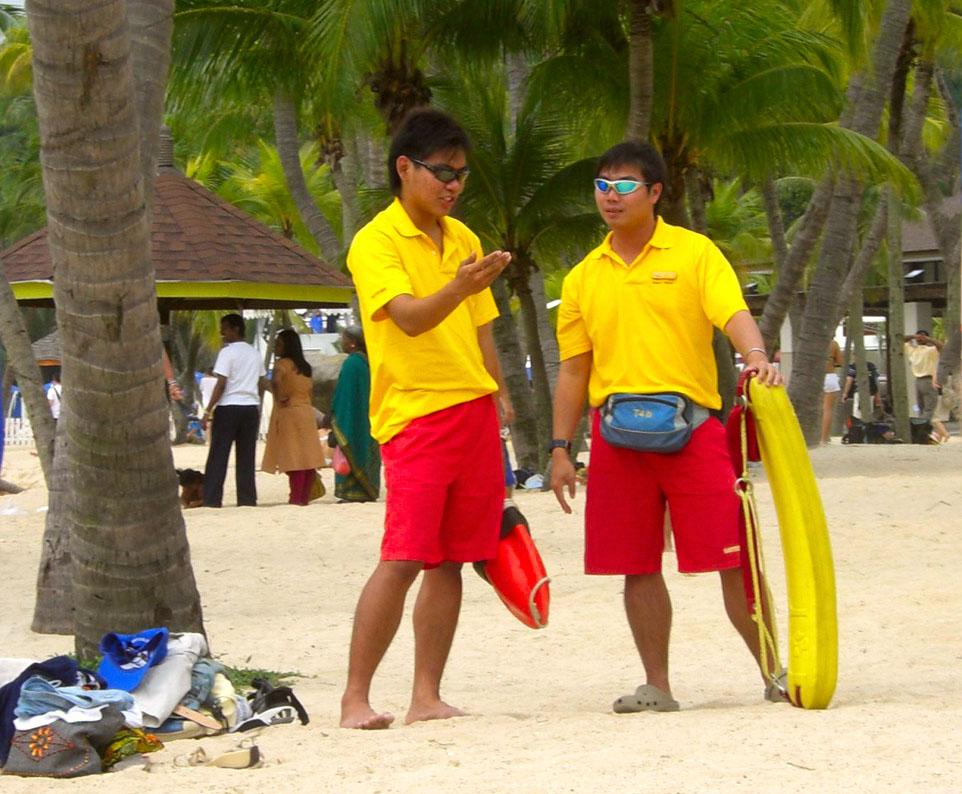 Asienreise für junge Leute
