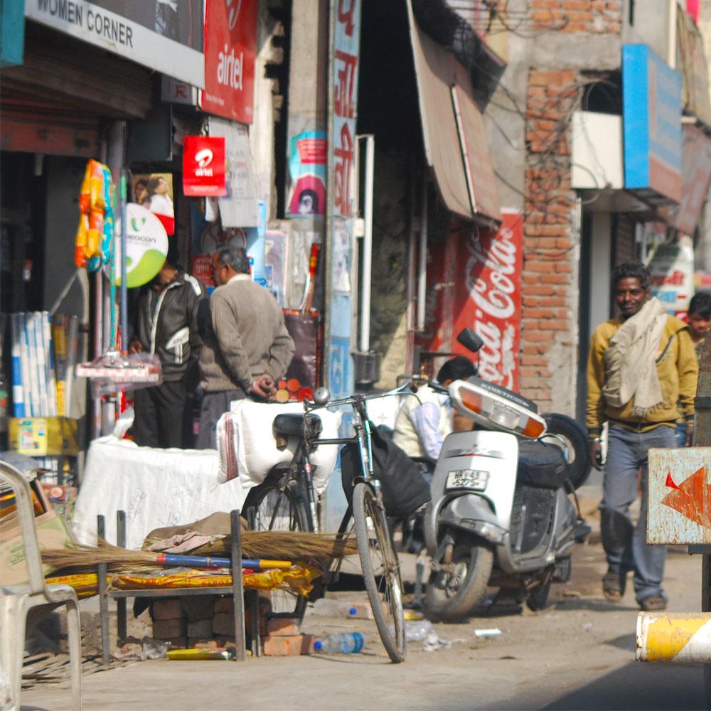 Bombay – Indiens geschäftiges Zentrum