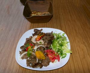 Essen in Istanbul