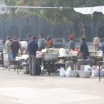 Indien, Ein Strassenmarkt