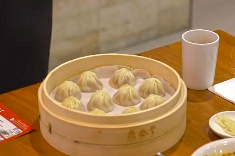 Soup Dumplings in Taiwan