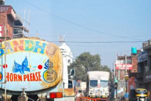 Strassen von Südindien