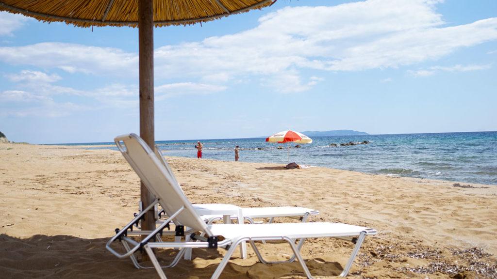 Strand von Krabi