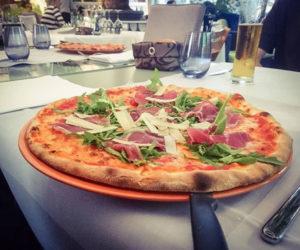 Italienisch Essen in Bangkok