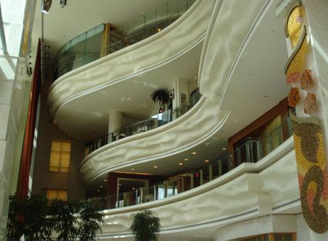 Hotelhalle